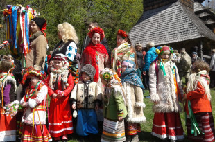 Pyrogovo - open air folk museum