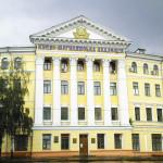 Kiev Mogyla academie. 17 century