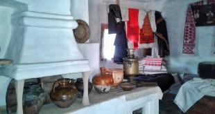 Ukrainian traditional houses
