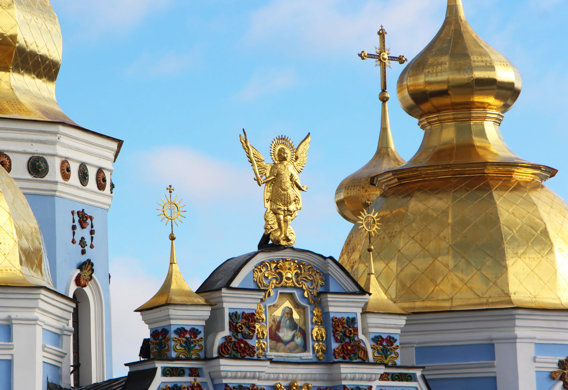 Archangel Michael - guardian of Kyiv