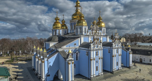 St. Michaels Cathedral in Kiev