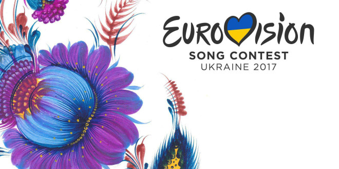 Eurovision 2017 will take place in Kyiv, Ukraine