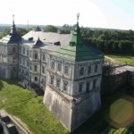 Castles outside Lviv