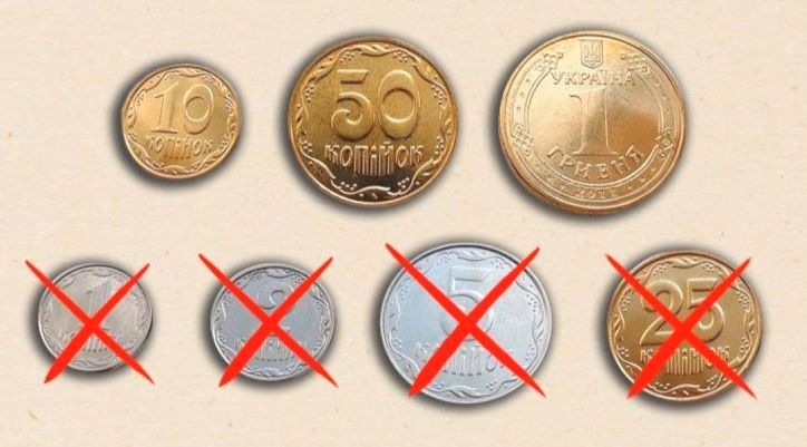 Money changes in Ukraine