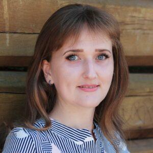 Luba Gurskaya- Kiev private guide since 2010