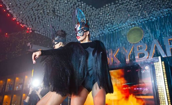Skybar Kiev night_club