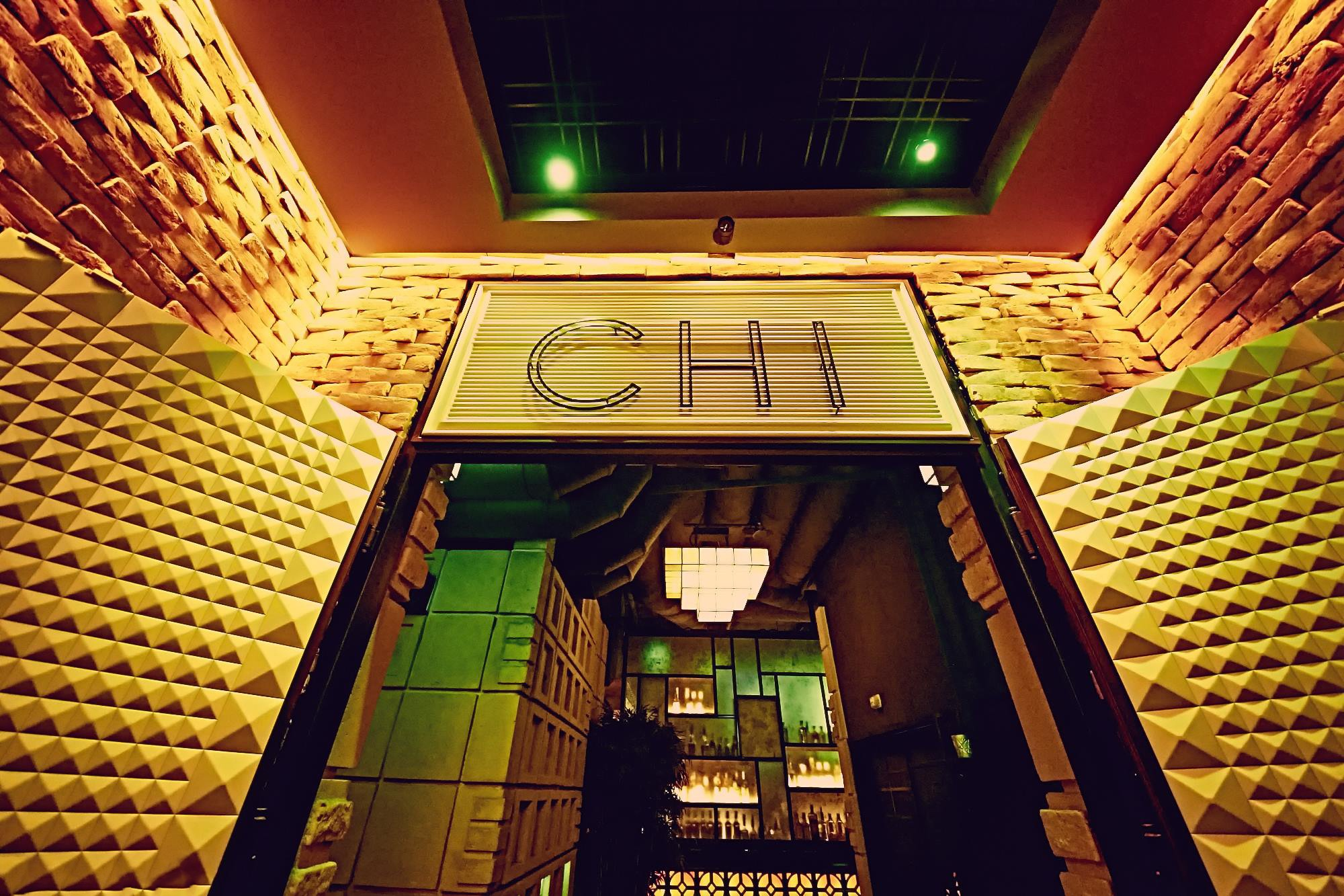 Chi by Decadence house - VIP night club in Kyiv