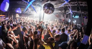 Best night clubs in Kyiv