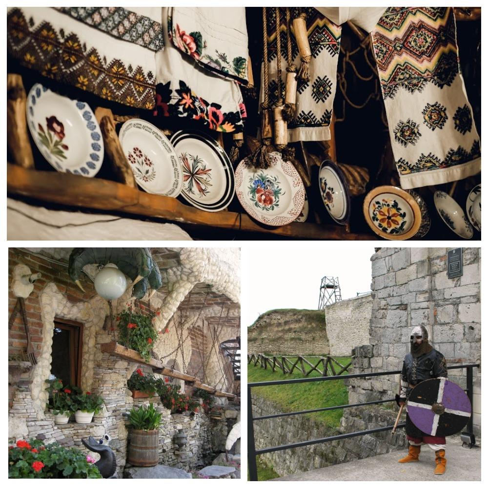 Збаражский замок + ресторан Старый Млын