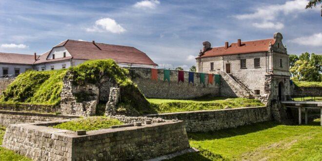 Збаражский замок. Украина