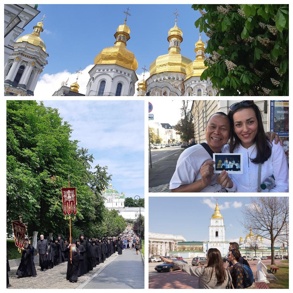 Kyiv online virtual tour