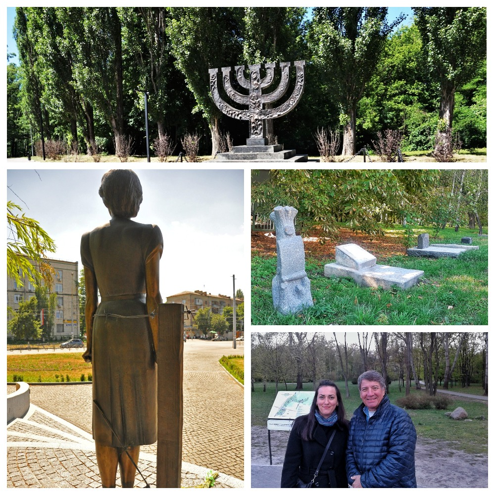 Online virtual tour - Jewish heritage in Kyiv