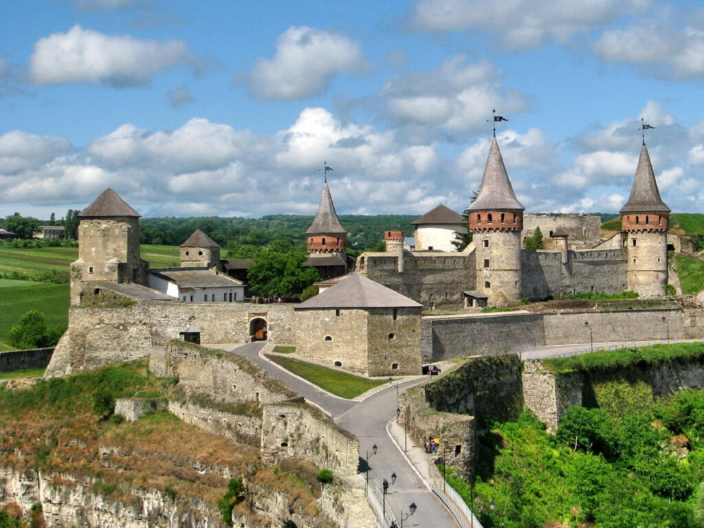 Kamenetsk-Podolskyi castle